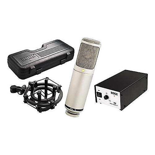 Rode Microphones K2 Variable-Pattern Tube Microphone thumbnail