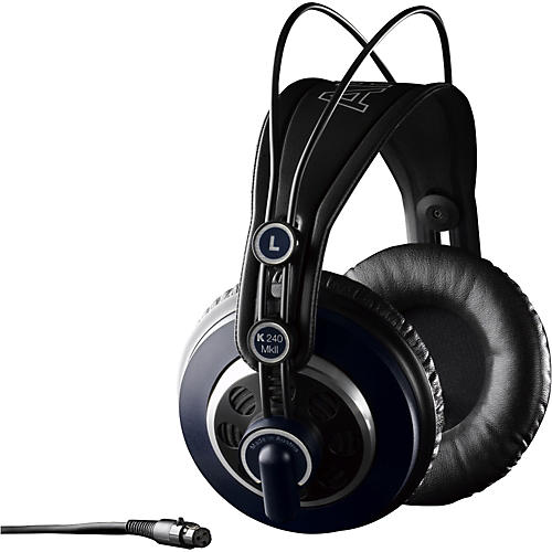 AKG K240 MKii Studio Headphones thumbnail
