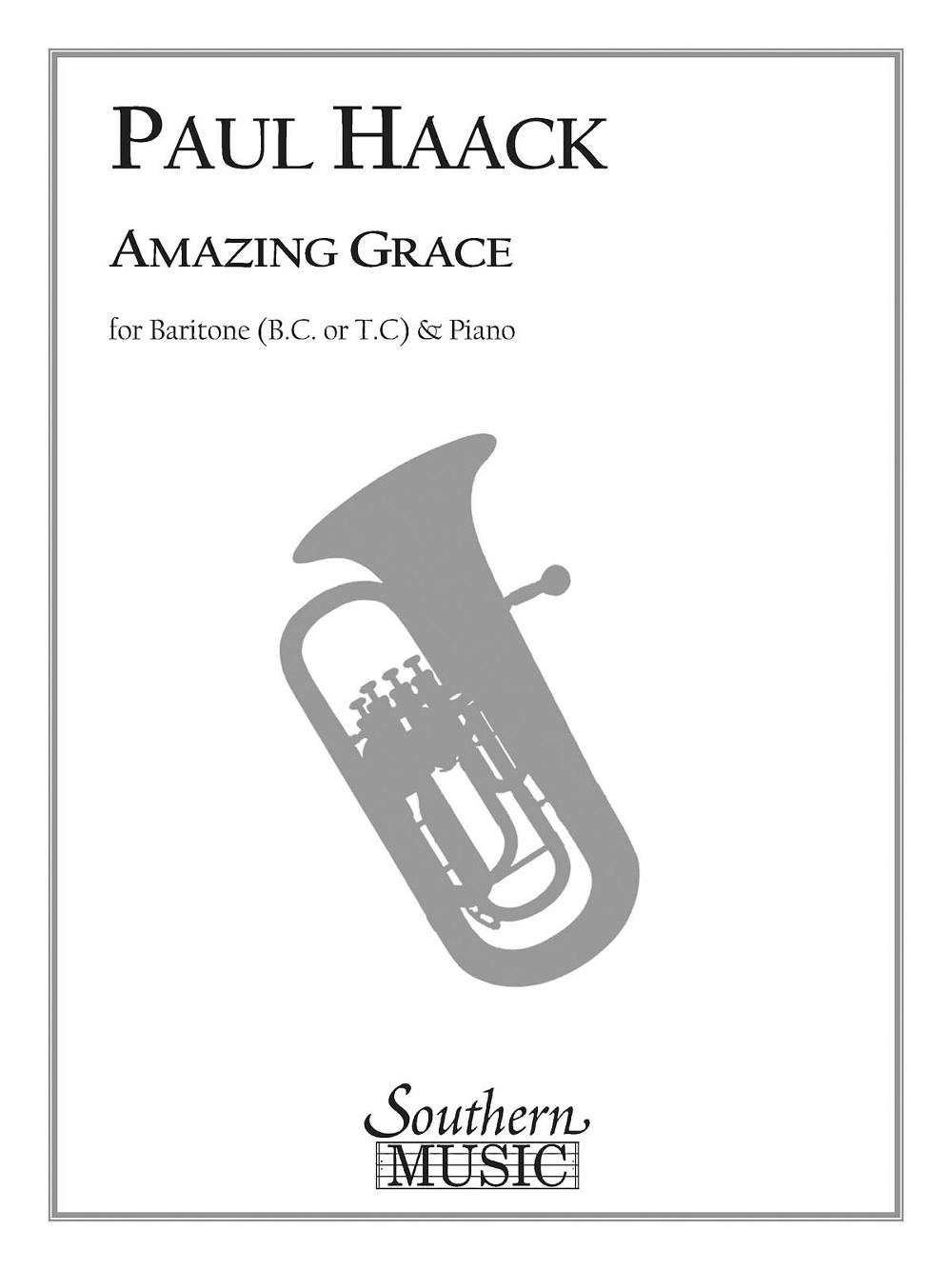 Southern Amazing Grace (Trombone) Southern Music Series