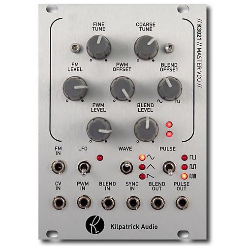 Kilpatrick Audio K3021 Master VCO Eurorack Triangle Core VCO with Waveshapers thumbnail