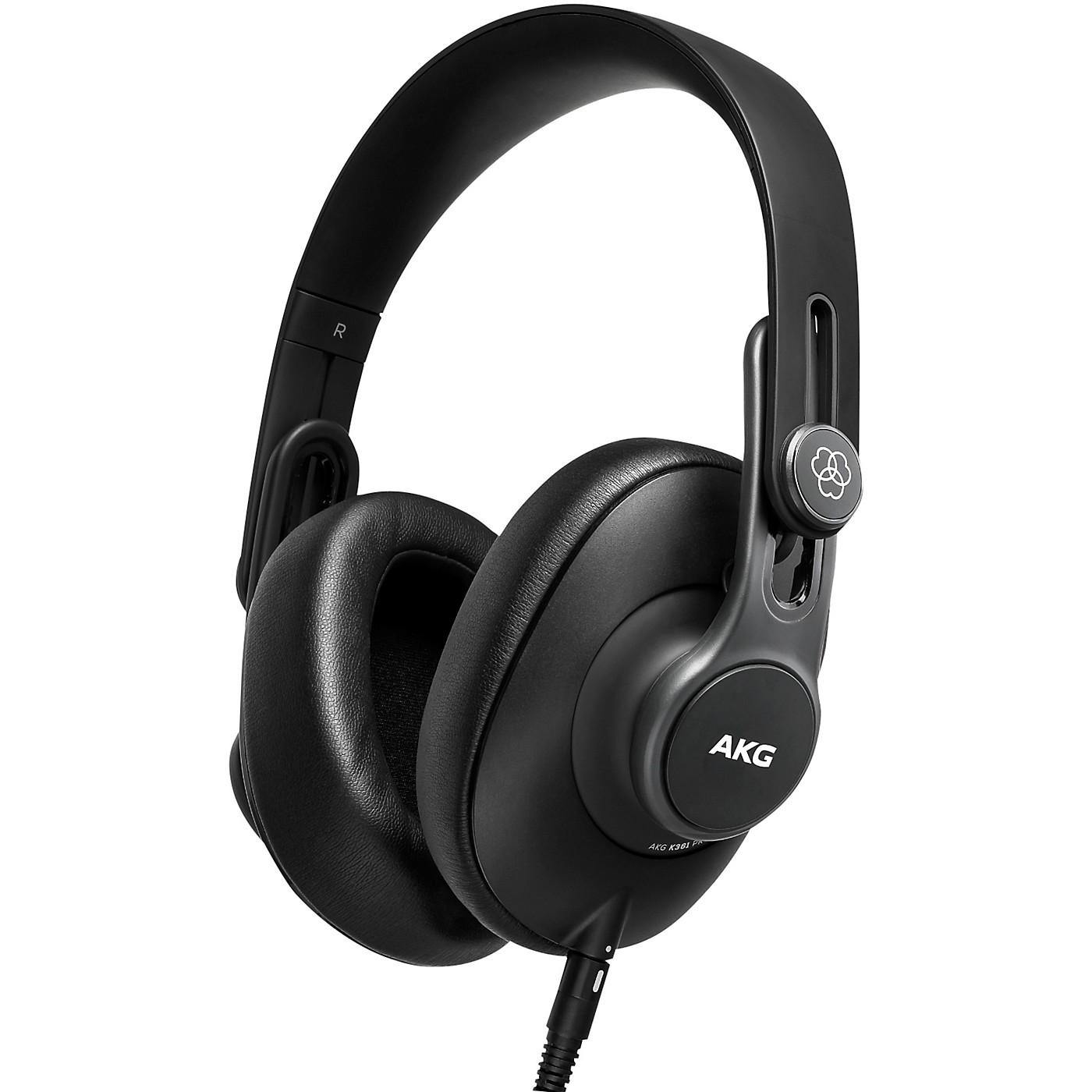 AKG K361 Closed Back Studio Headphones thumbnail