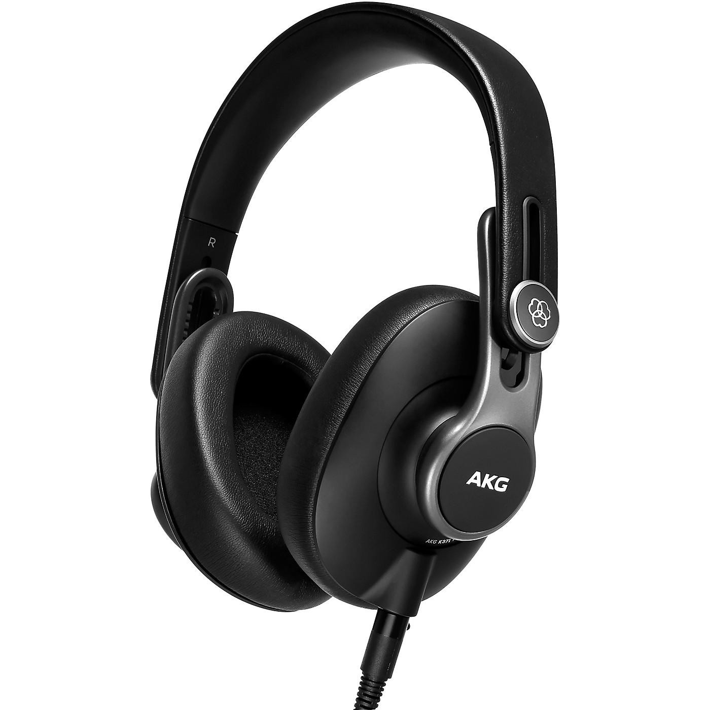 AKG K371 Closed Back Studio Headphones thumbnail