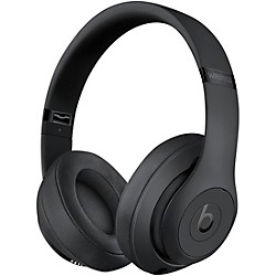 Beats By Dre Studio3 Wireless Over-Ear Headphones Matte Black