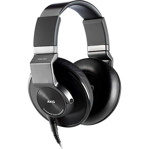 AKG K553 MKII Closed Back Studio Headphones thumbnail