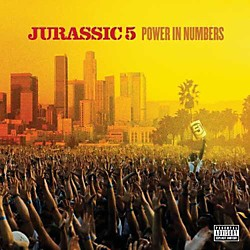 Alliance Jurassic 5 - Power in Numbers (K56158) photo