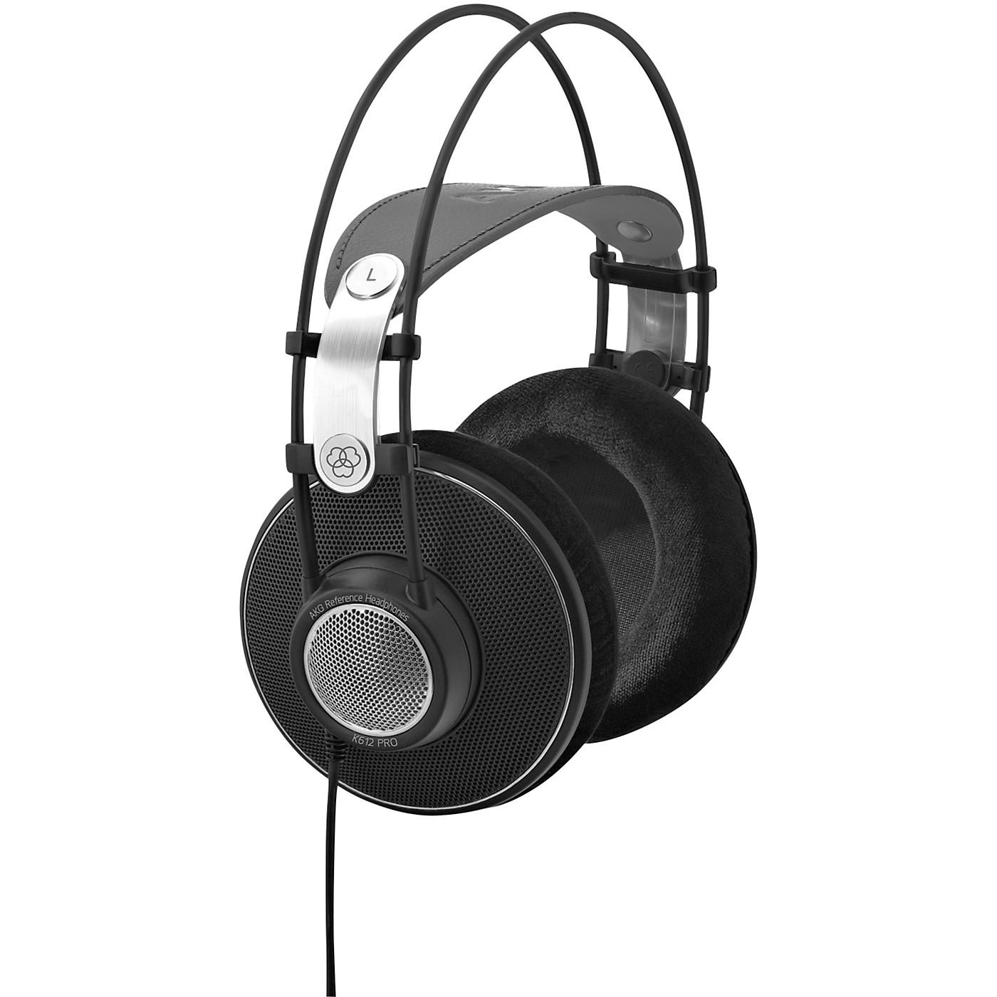 AKG K612 PRO Reference Studio Headphones thumbnail