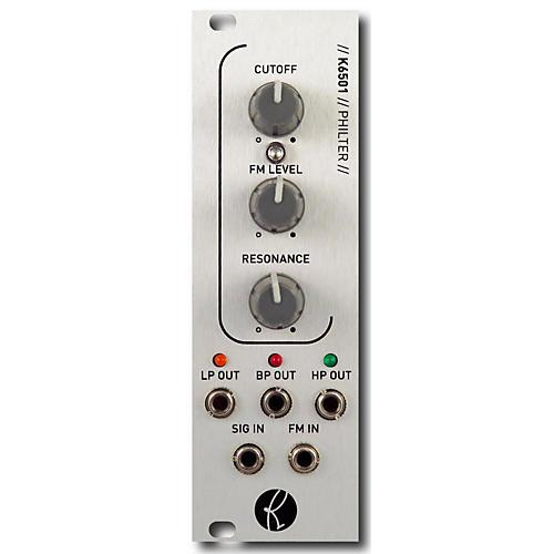 Kilpatrick Audio K6501 PHILTER Eurorack Multi-Mode Filter thumbnail