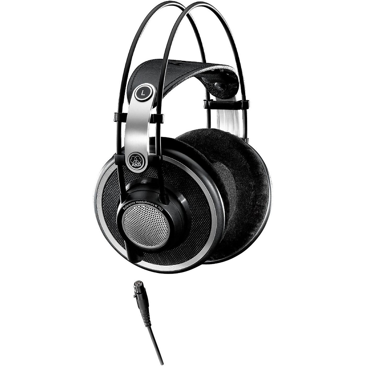 AKG K702 Professional Studio Headphones thumbnail