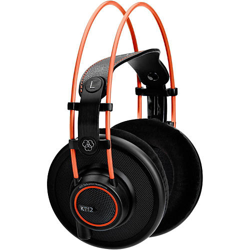 AKG K712 Pro Open Over Ear Mastering Referencing Headphones thumbnail