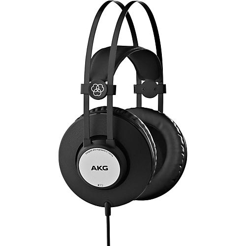 AKG K72 Closed Back Studio Headphones thumbnail