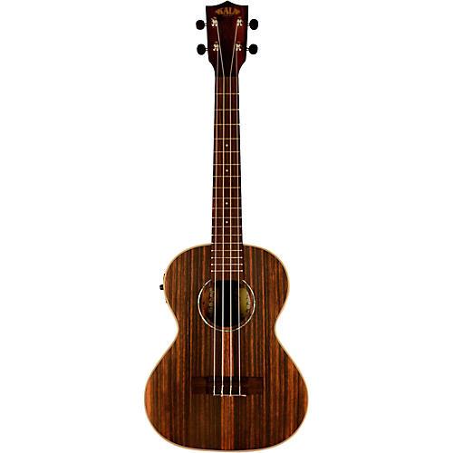 Kala KA-EBY-TE Ebony Tenor Acoustic-Electric Ukulele thumbnail