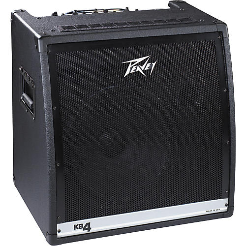 Peavey KB 4 75W 1x15 3-Channel Keyboard Amplifier thumbnail
