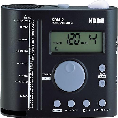 Korg KDM-2 Digital Metronome thumbnail