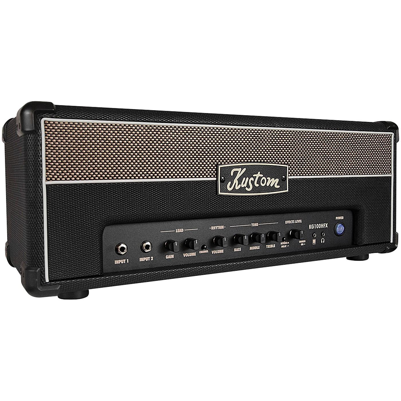 Kustom KG100HFX 100W Guitar Amp Head thumbnail