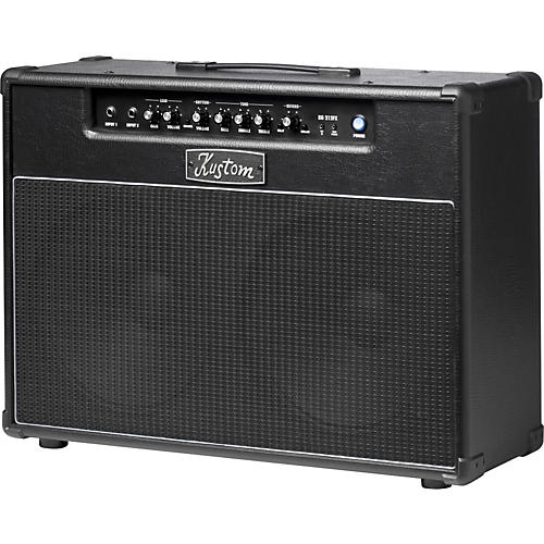 Kustom KG212FX 30W 2x12 Guitar Combo Amp with Digital Effects thumbnail