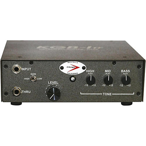 A Designs KGB 1tf Instrument Pre Amplifier thumbnail