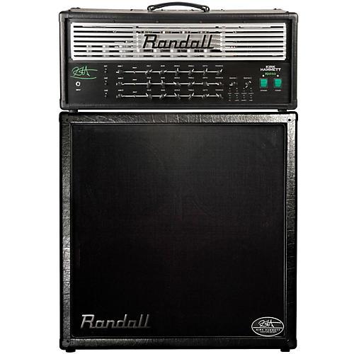 Randall KH103 Kirk Hammett Signature 120W Tube Guitar Amp Half Stack thumbnail