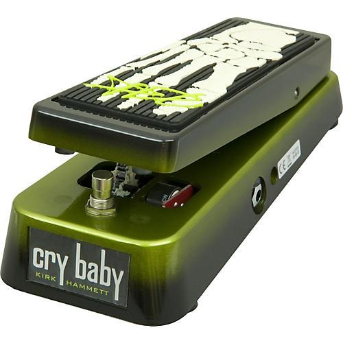Dunlop KH95 Kirk Hammett Signature Cry Baby Wah Guitar Effects Pedal thumbnail