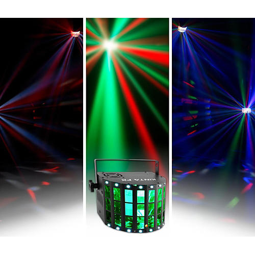 CHAUVET DJ KINTA FX Derby Party Light Effect with Laser, LED, Strobe thumbnail