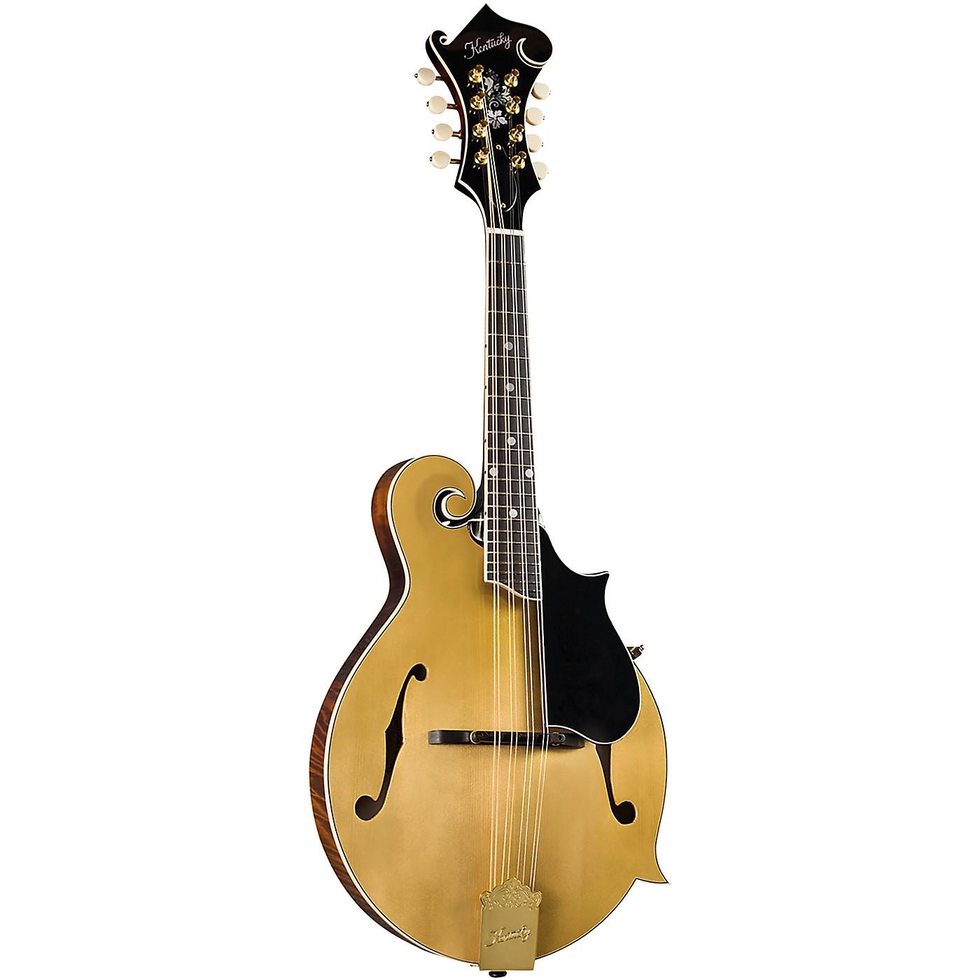 Kentucky KM-858 Artist F-model Mandolin thumbnail
