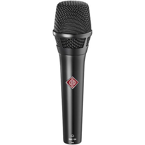 Neumann KMS 104 Handheld Vocal Condenser Microphone thumbnail