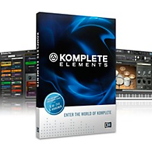 Native Instruments KOMPLETE Elements Software
