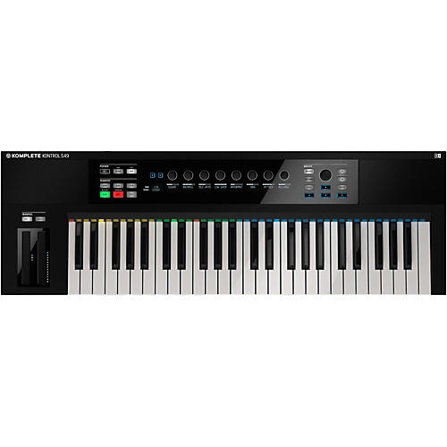 Native Instruments KOMPLETE KONTROL S49 Keyboard Controller thumbnail