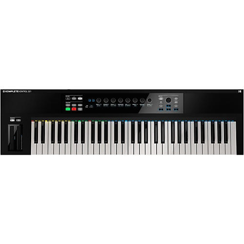 Native Instruments KOMPLETE KONTROL S61 Keyboard Controller thumbnail