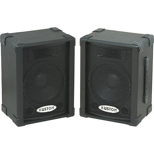 Kustom PA KPC10P Powered Speaker Pair thumbnail