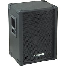 "Kustom PA KPC12 12"" PA Speaker Cabinet with Horn"