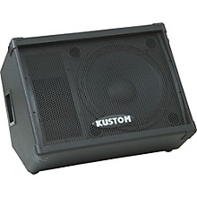 "Kustom PA KPC15M 15"" Monitor Speaker Cabinet with Horn"