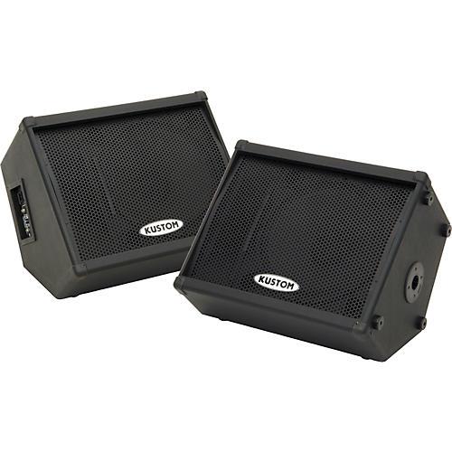Kustom PA KPC15MP Powered Speaker Pair thumbnail