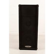 """Kustom KPC215H 2x15"""" PA Speaker Cabinet with Horn"""
