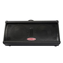 "Kustom PA KPM210 100W Dual 10"" 2-Way Powered Monitor"