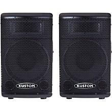 """Kustom PA KPX110 10"""" Passive Speaker Pair"""