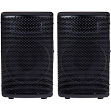 "Kustom PA KPX110P 10"" Powered Speaker Pair"