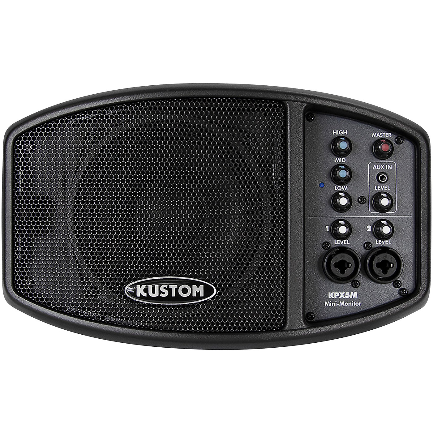 Kustom PA KPX5M 5 in. Powered Mini Monitor thumbnail