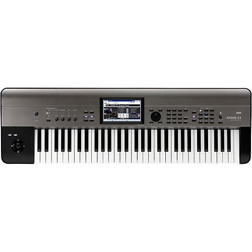 Korg KROME EX 61-Key Music Workstation thumbnail