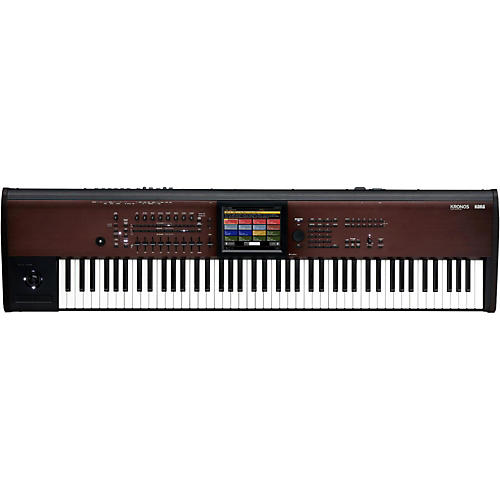 Korg KRONOS with New Light Touch 88-Note Action and Lighter Body thumbnail