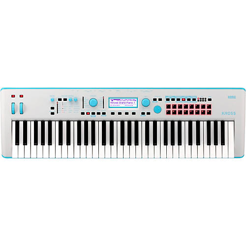 Korg KROSS 2 Limited Edition 61-Key Workstation thumbnail