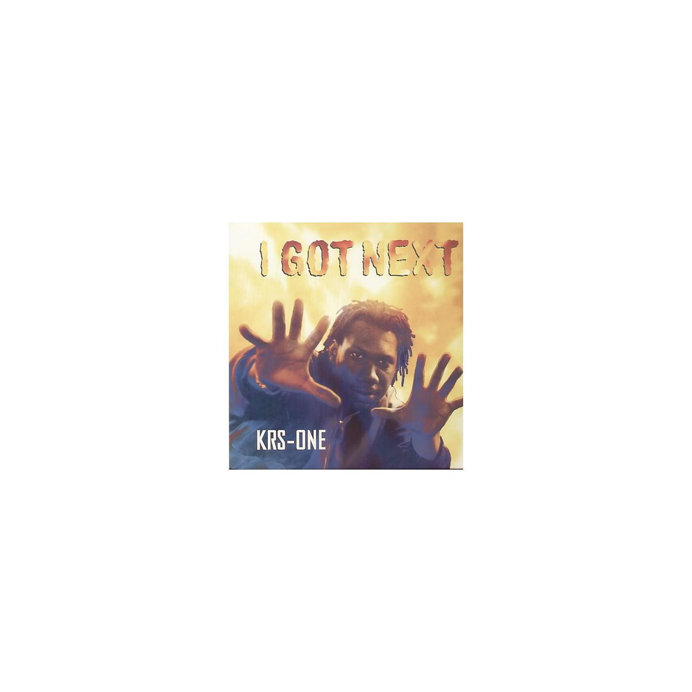 Alliance KRS-One & Marley Marl - I Got Next (Double LP) thumbnail