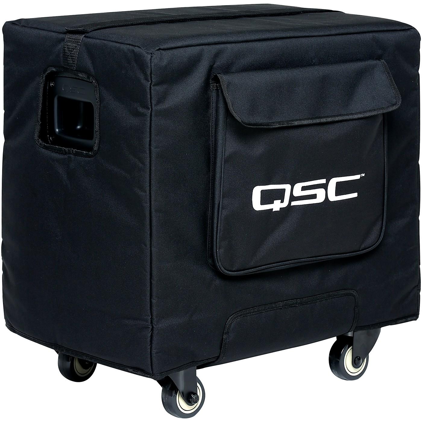 QSC KS112 Padded Subwoofer Cover thumbnail