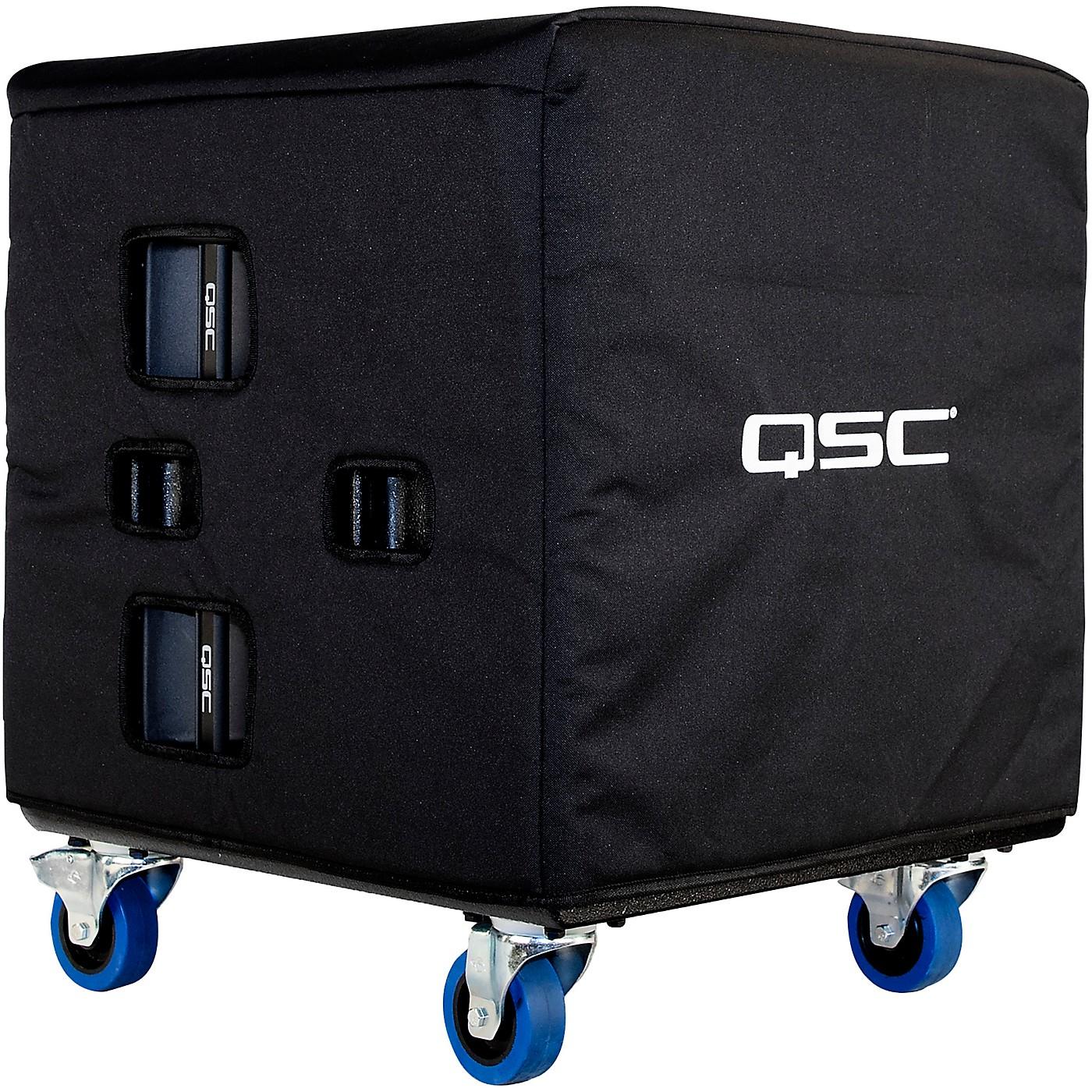 QSC KS118 Padded Subwoofer Cover thumbnail