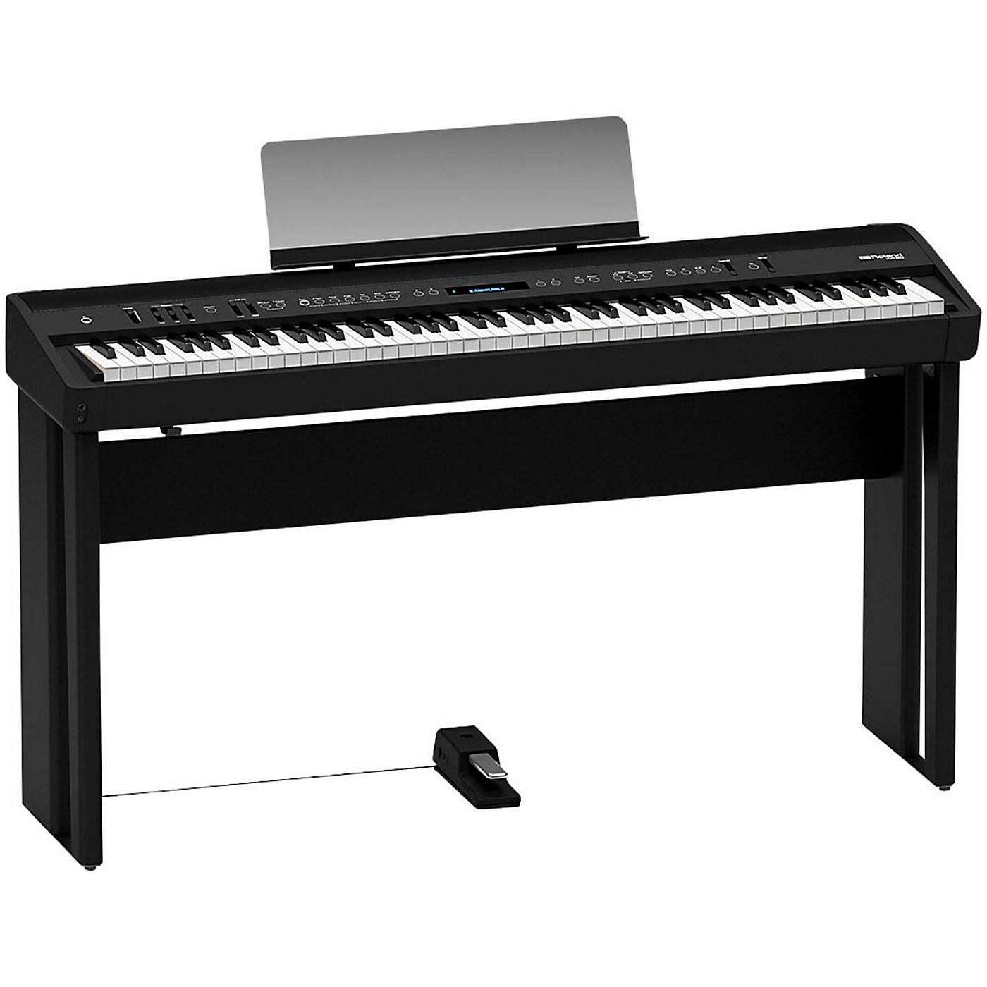 Roland KSC-90-BK Digital Piano Stand for FP-90-BK thumbnail