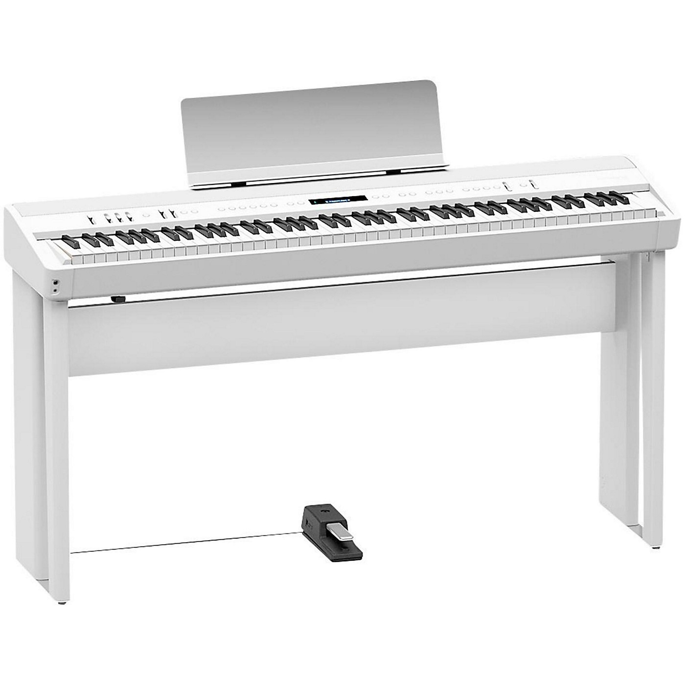Roland KSC-90-WH Digital Piano Stand for FP-90-WH thumbnail