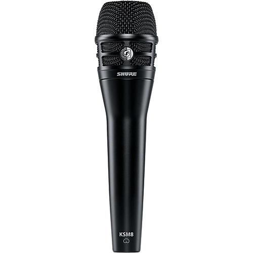 Shure KSM8 Dualdyne Dynamic Handheld Vocal Microphone thumbnail