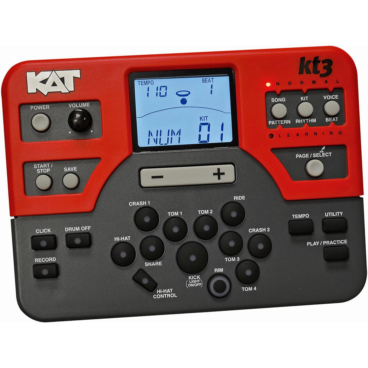KAT Percussion KT3 Drum Module thumbnail