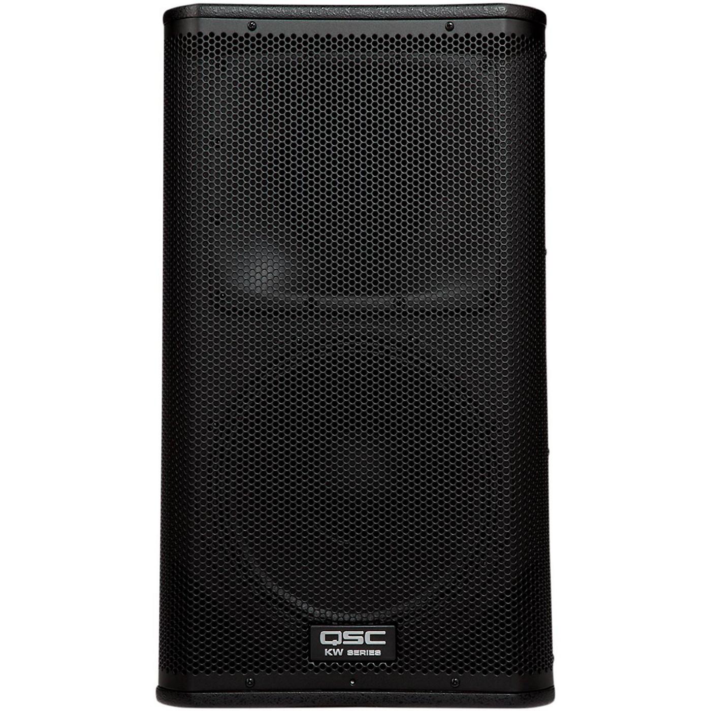 QSC KW122 Active Loudspeaker 1000 Watt 12 Inch 2 Way thumbnail