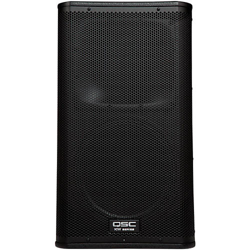 QSC KW122 Active Loudspeaker 1000 Watt 12 Inch 2 Way thumbnail