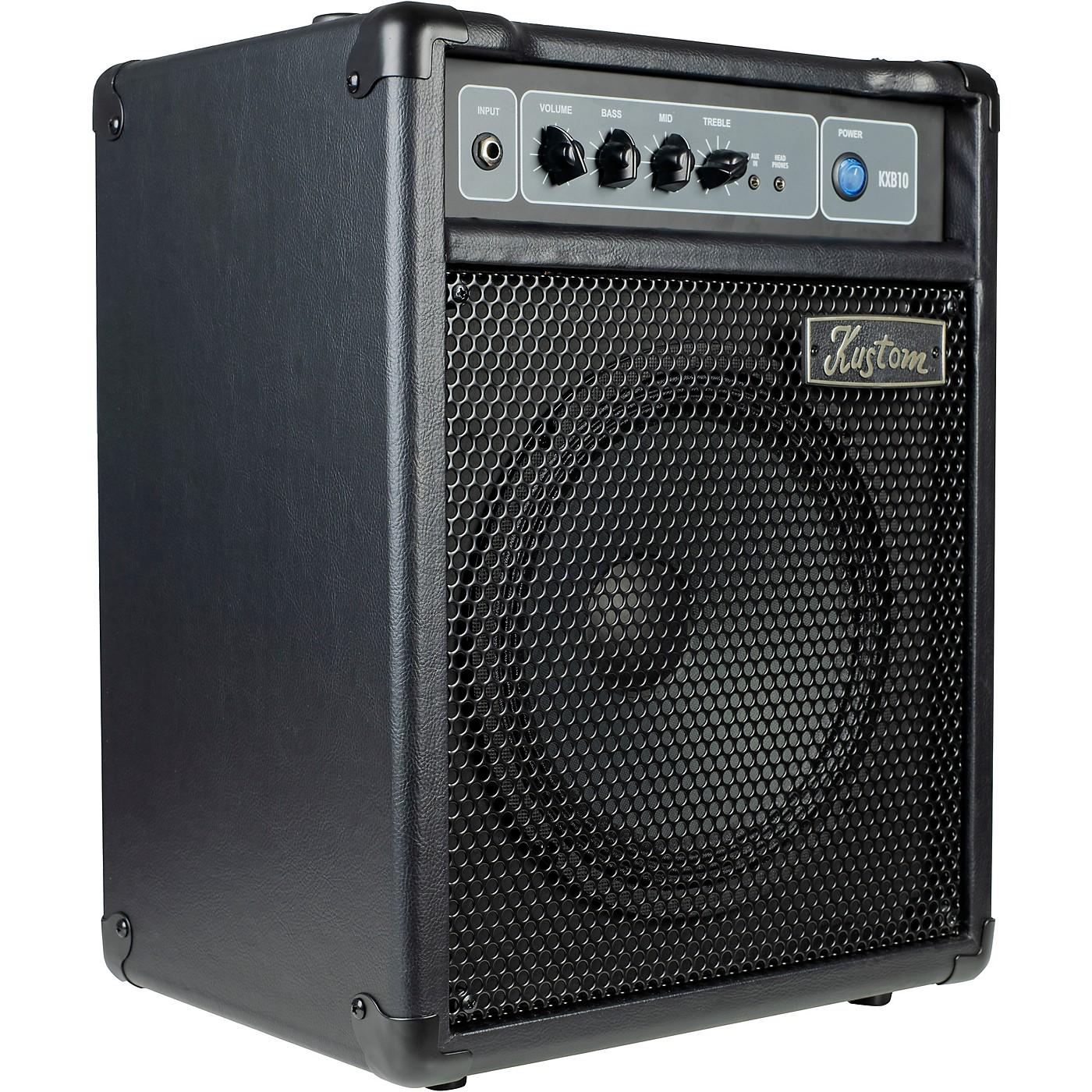 Kustom KXB10 10W 1x10 Bass Combo Amplifier thumbnail